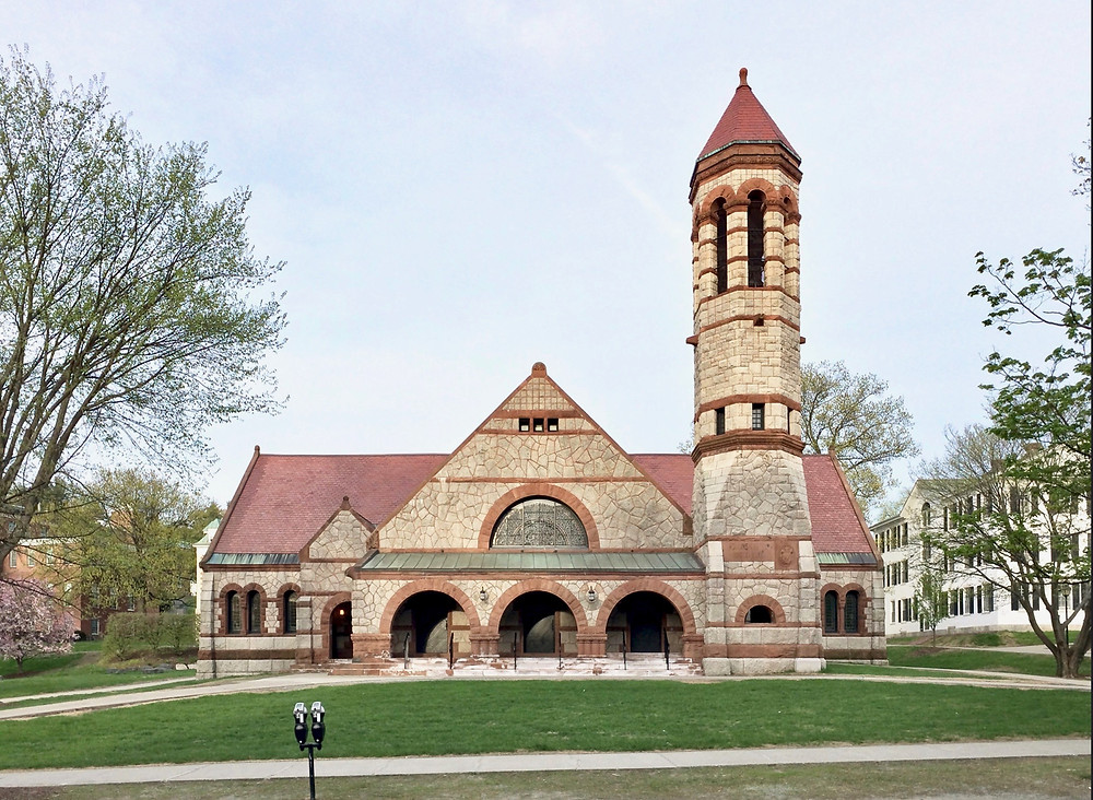 Rollins Chapel in Hanover NH