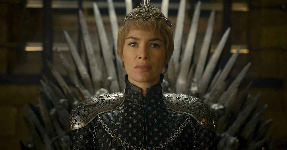 Queen Cersei Lannister, the first of her name