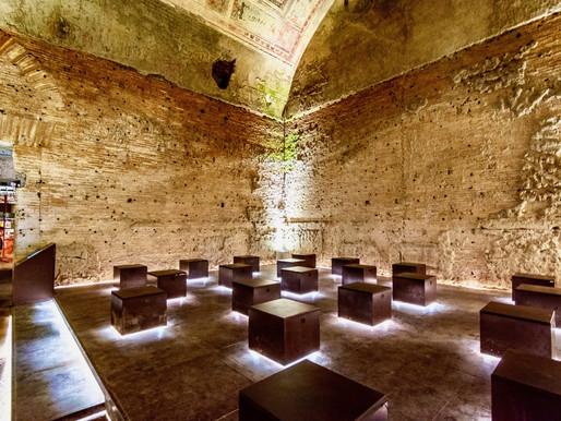 Ruin Lust: Guide to Nero's Golden House, Domus Aurea, a Hidden Gem in Rome Italy