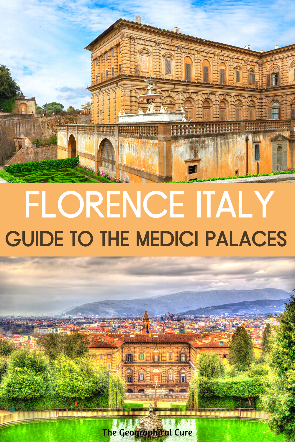 Guide to the Medici Palaces in Florence