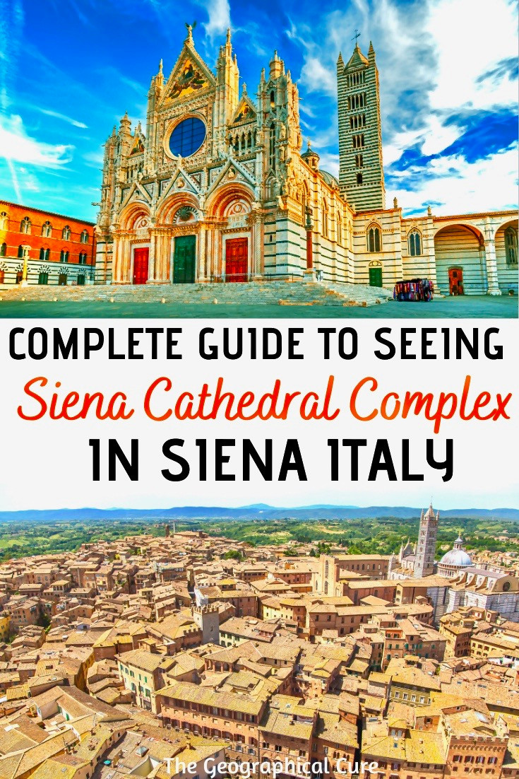 Ultimate Guide to Visiting the Sienna Cathedral Complex in Tuscany