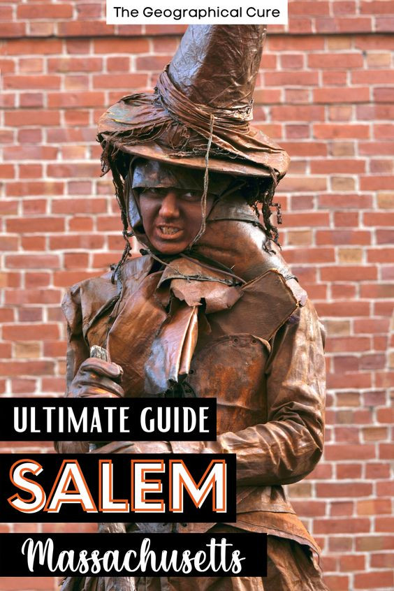 guide to the must see sites, attractions, and landmarks in Salem Massachusetts