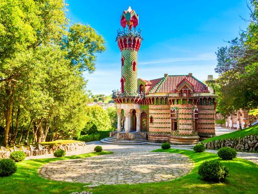 Guide To El Capricho, Gaudí's Sunflower Villa in Cantabria Spain