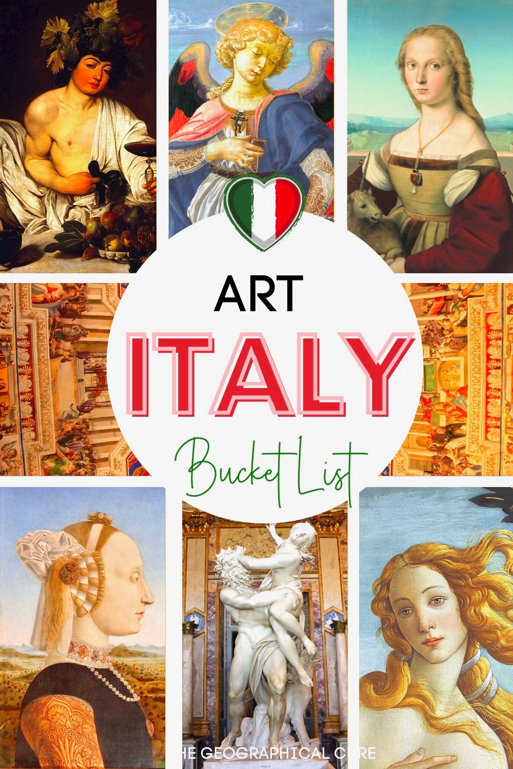 ultimate guide to where to find the best art in Italy