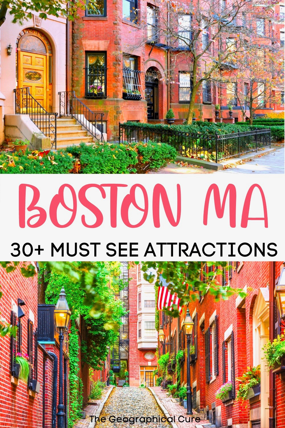 guide to amazing landmarks and attractions in Boston MA