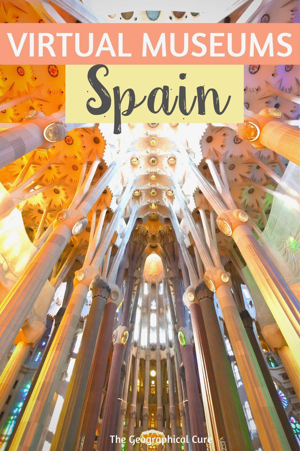 amazing virtual museums in Spain to visit and enjoy online at home