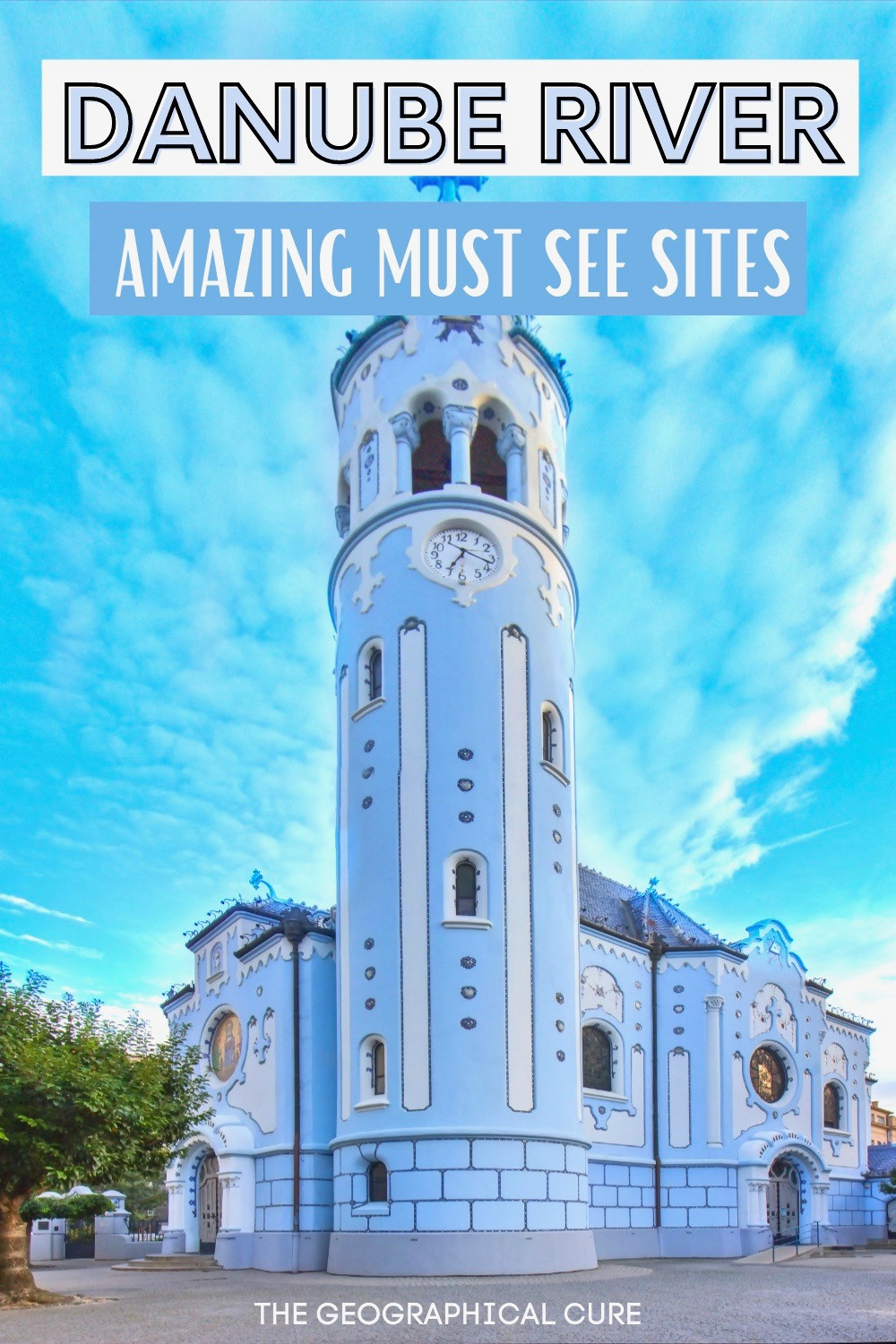 ultimate guide to the must see sites and landmarks along the Danube River