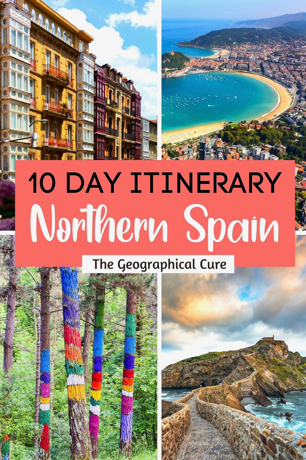 10 Day Itinerary Northern Spain
