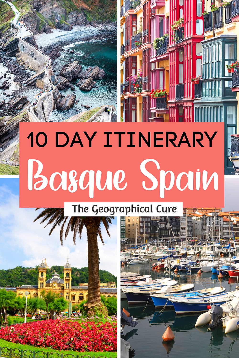 Ultimate 10 Day Itinerary for Basque Spain