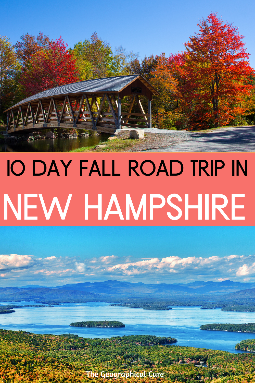Epic 10 Day Road Trip for New Hampshire