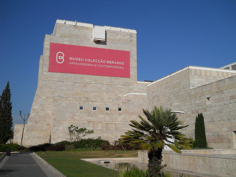 Coleção Berardo Museum in Lisbon's Belém neighborhood