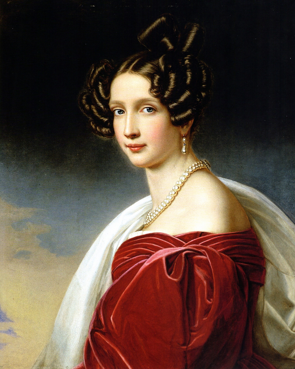 one of the nobles, Sophie, Archduchess of Austria