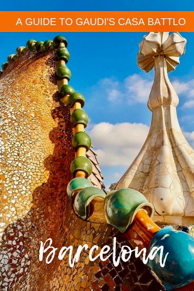 A Guide to Antoni Gaudi's Casa Battle in Barcelona