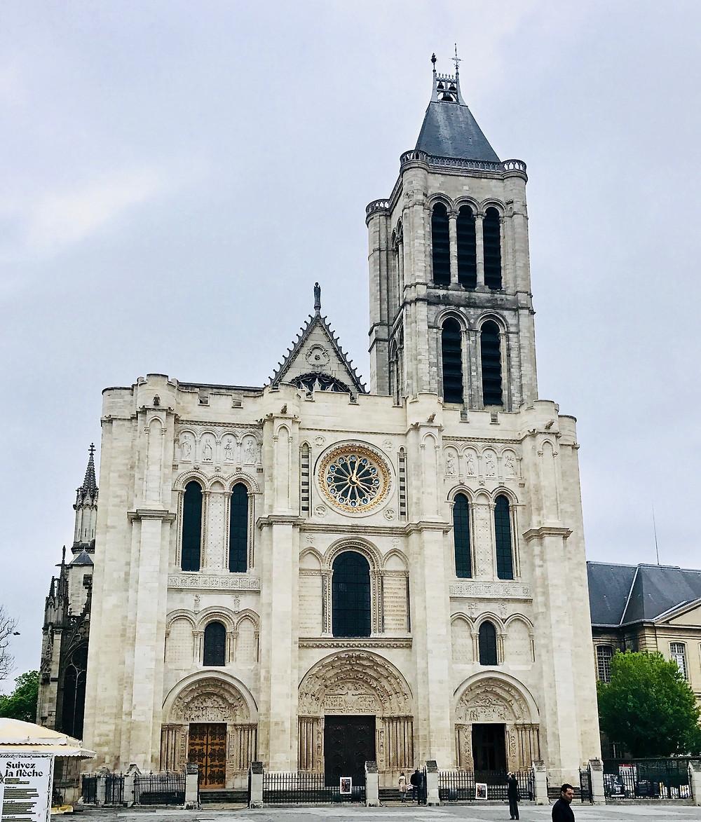 Basilica of St. Denis in Paris