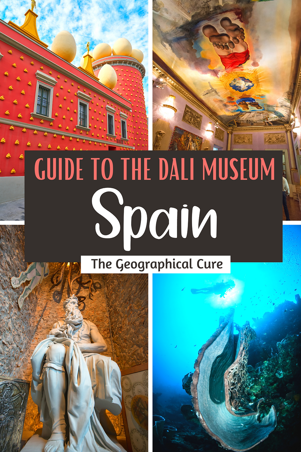 Guide to the Dali Theatre-Museum in Figueres Spain