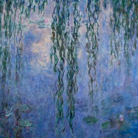 Wrap Yourself in Water Lilies at Paris' Musée de l'Orangerie, a Paris Hidden Gem