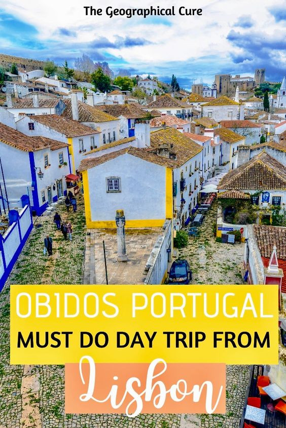 top attractions and things to do in Obidos, one of Portugal's most beautiful towns