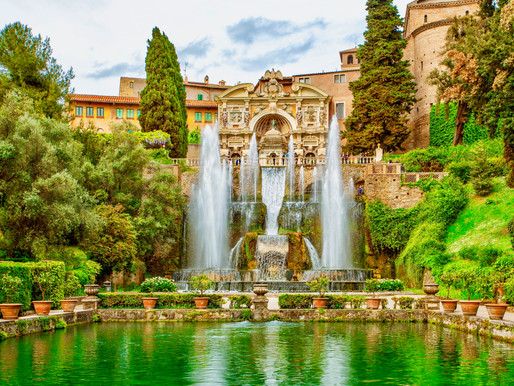 Visitor's Guide to Villa d'Este in Tivoli, a Magical Day Trip From Rome
