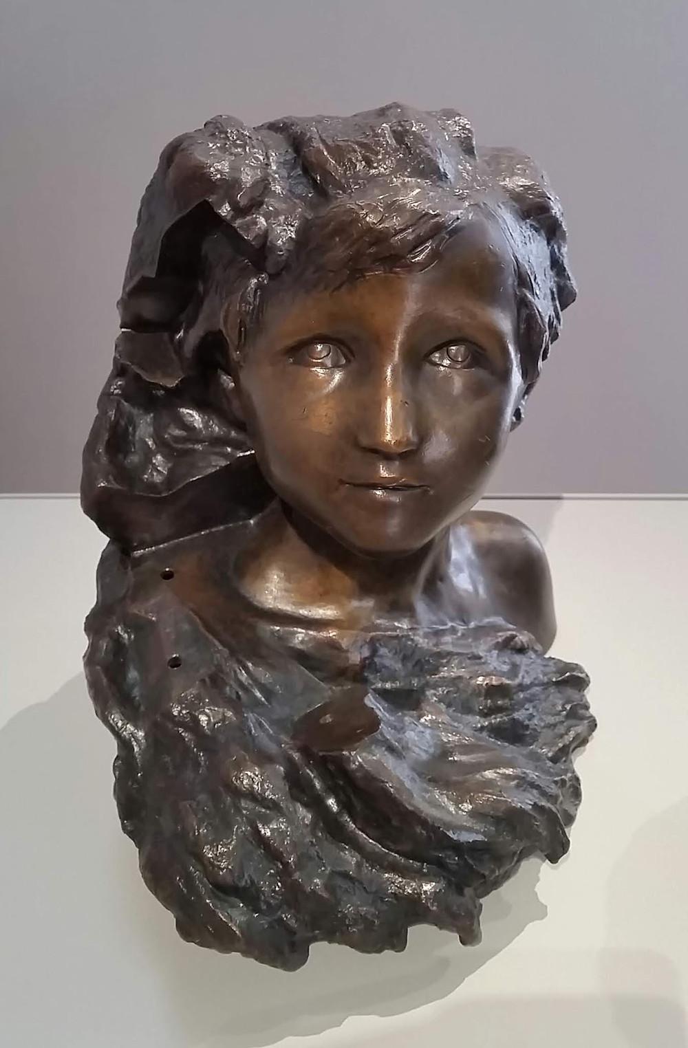 Camille Claudel, Aurora, 1900-08