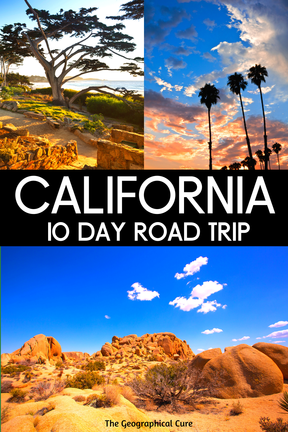 Amazing 10 Day Itinerary for a Road Trip in Southern California