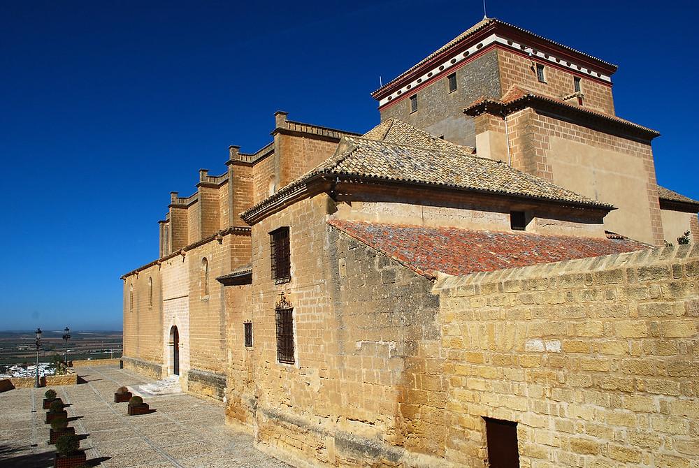 Collegiate church of Osuna Spain