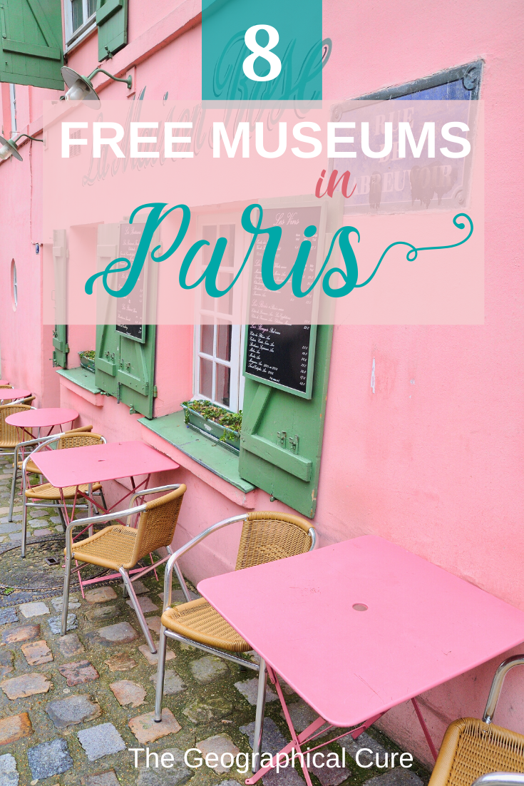 8 Free and off the beaten path museums in Paris