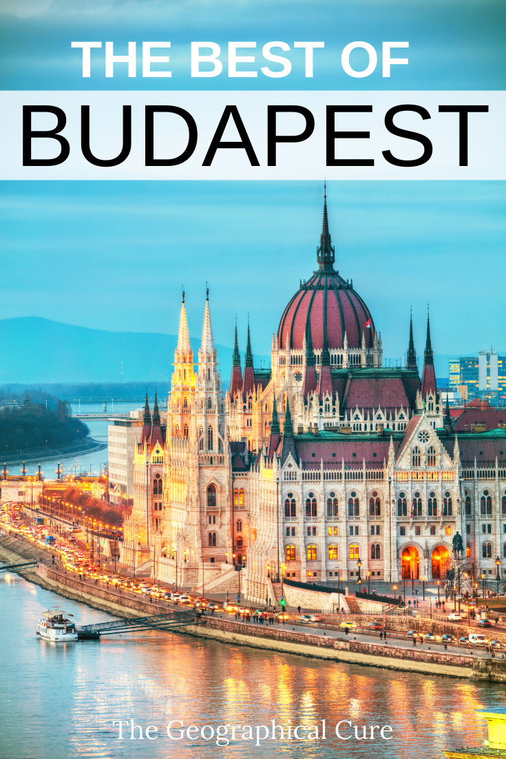 The Best Sites in Budapest