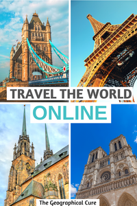 travel the world online for free -- the best travel and culture sites on the internet