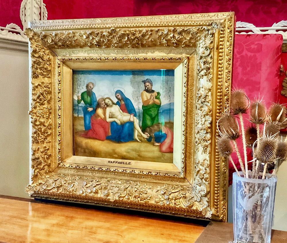 Raphael, Lamentation over the Dead Christ, 1503-05