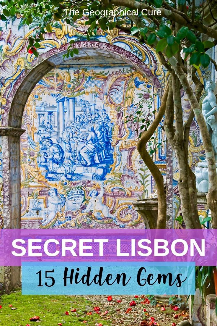 Secret Lisbon: 15 Hidden Gems