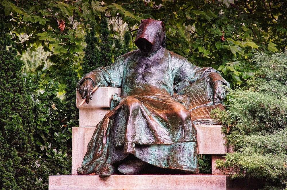 Statue of Anonymous