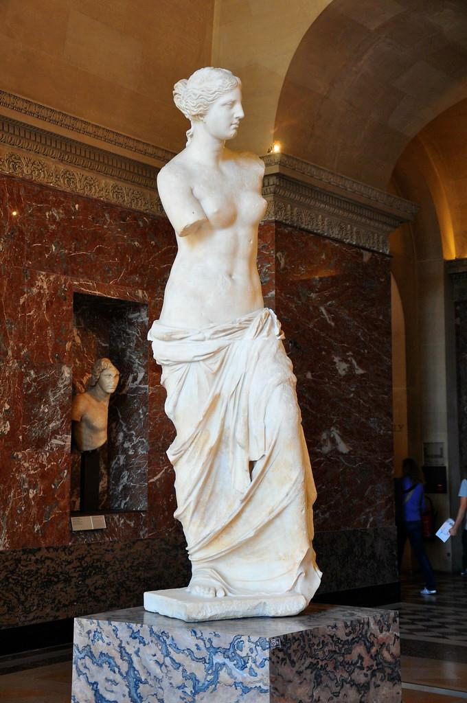 Venus de Milo, 3rd to 1st century BC