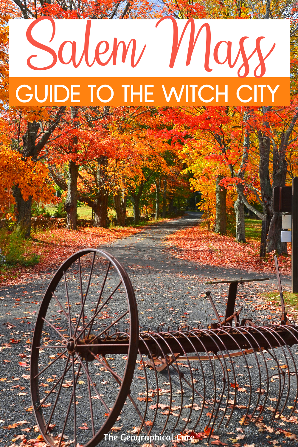 Must See Sites in Salem Massachusetts