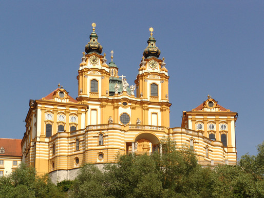 Guide To Melk Abbey, Austria's Baroque Blockbuster