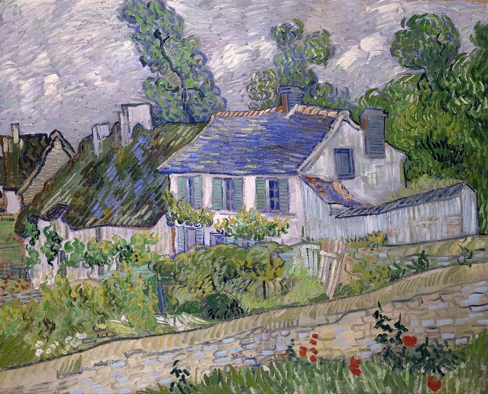 Vincent van Gogh, Auvers-sur-Oise, 1890