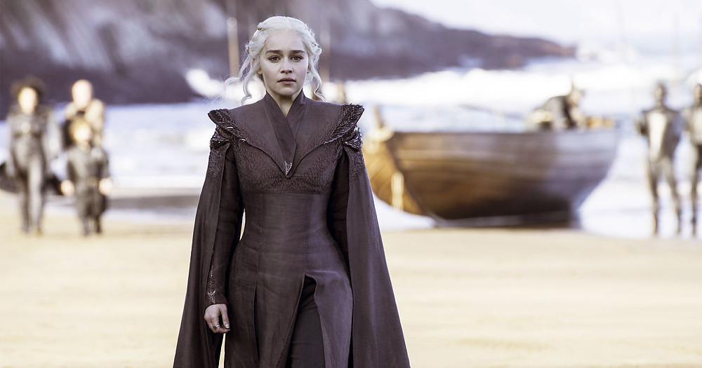"Daenerys claims she wants to ""break the wheel"" of Westeros."