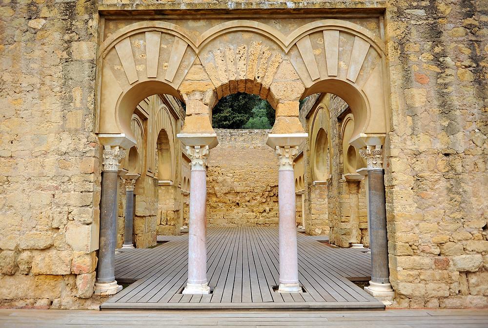 Medina Azahara, remains of House of Ya'far