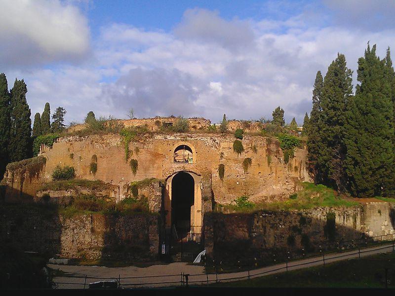 the Augustus Mausoleum
