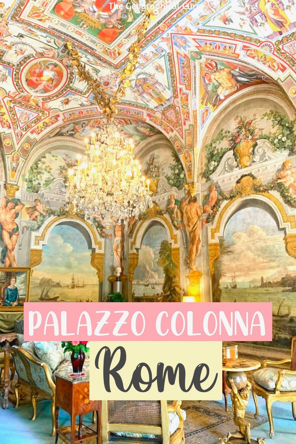 Ulitmate Guide to Palazzo Colonna, a Hidden Gem in Rome Italy