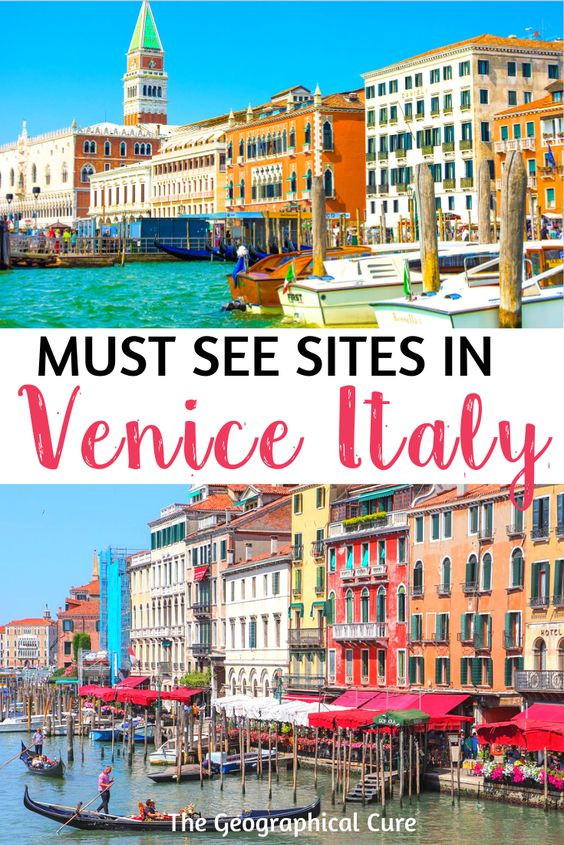 Must See Sties in Venice Italy