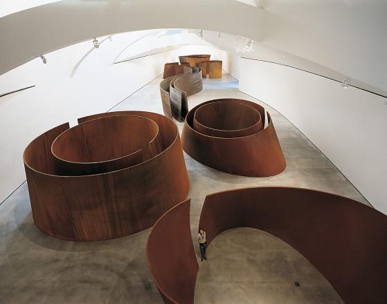 Richard Serra, Matter of Time 2005