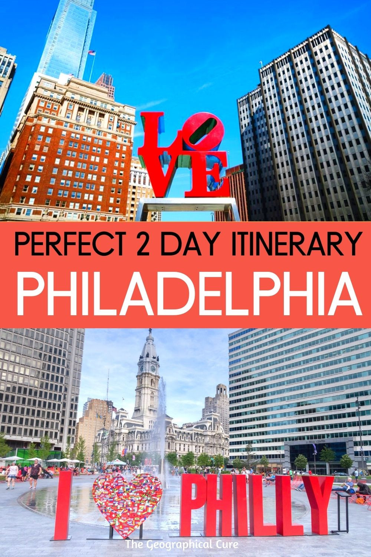 How To Spend 48 Hours in Philadelphia
