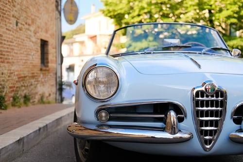 rental car in Europe