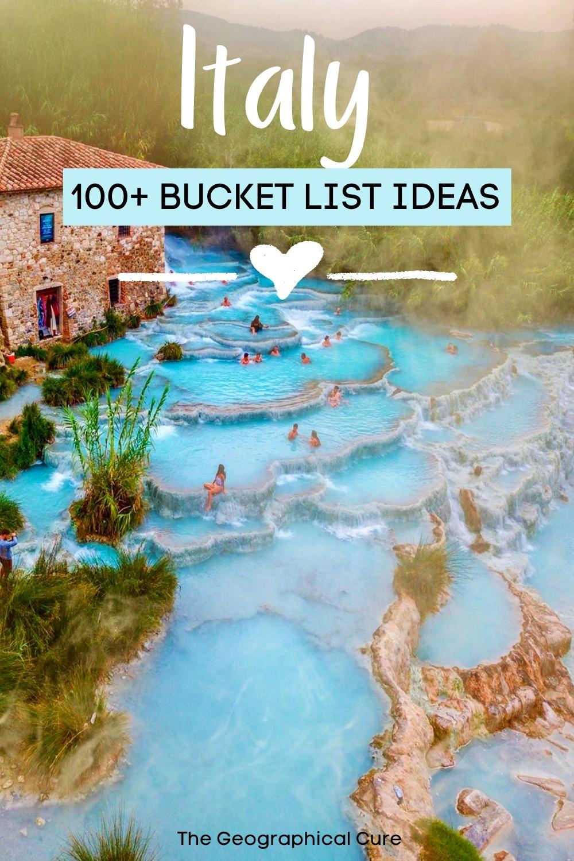 100+ Bucket List Ideas For Italy