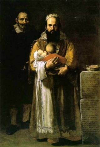 """Jusepe Ribera's """"Bearded Woman"""""""