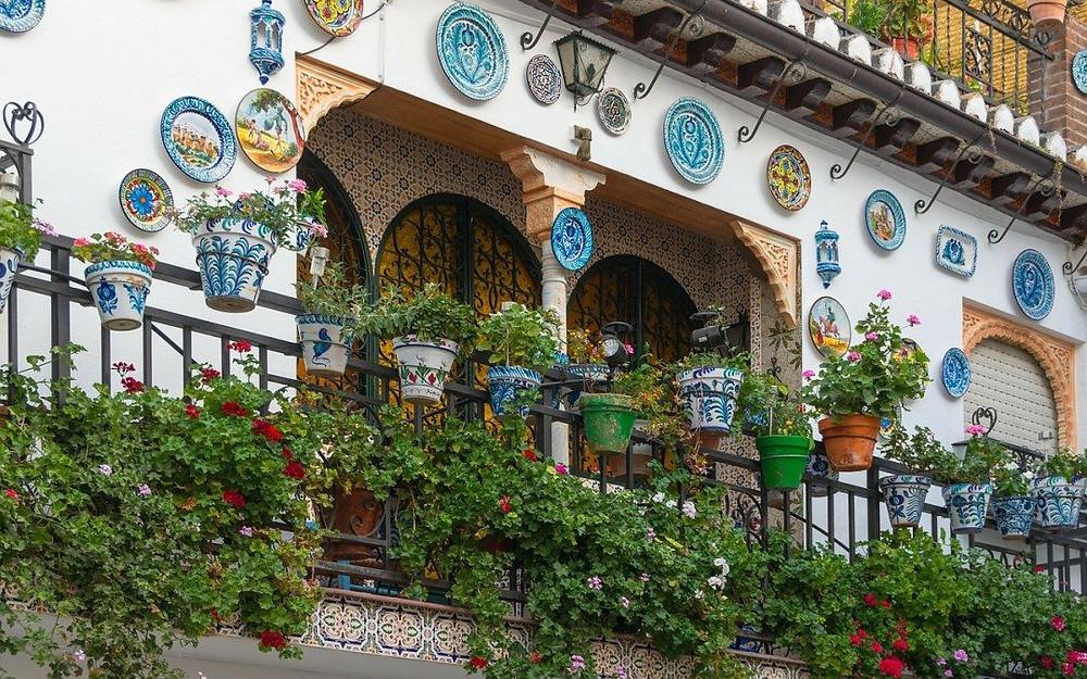 beautiful Granda Spain, where I got unpleasantly lost