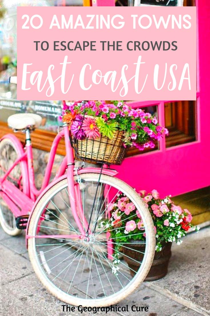 20 Amazing Hidden Gem Towns on the East Coast USA