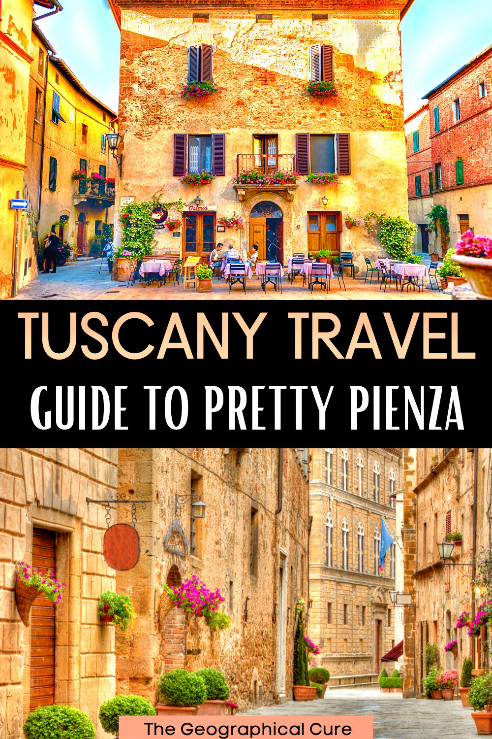 guide to visiting Pienza, one of Italy's most beautiful towns