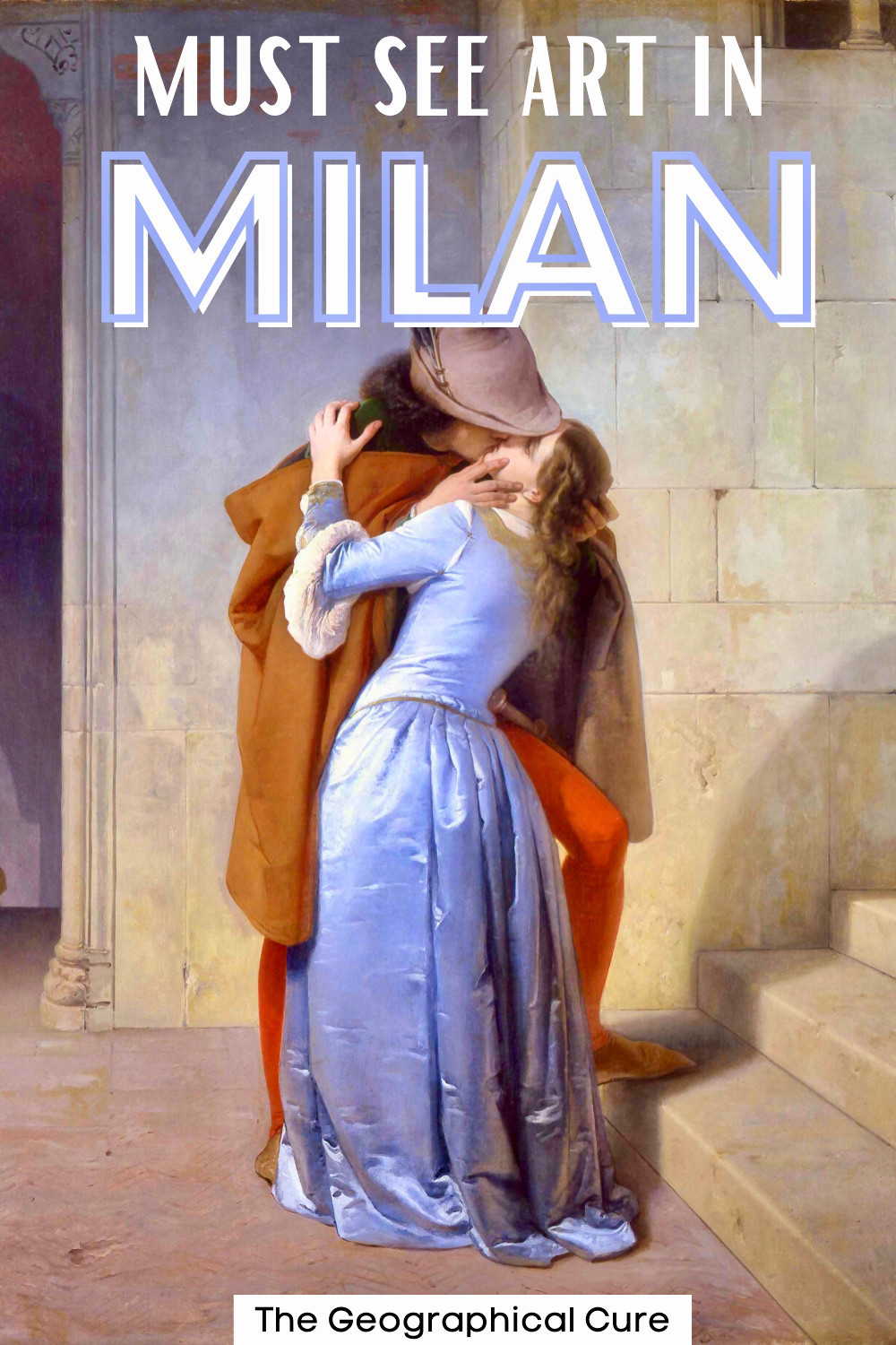 complete guide to the must see art of Milan Italy