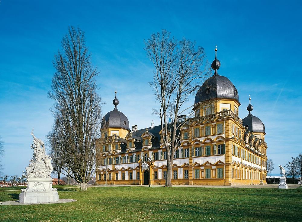 Schloss Seehof in Bamberg